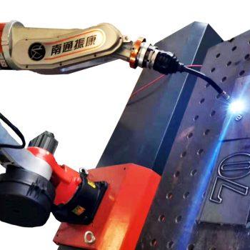 Robotic MIG MAG CO2 Welding