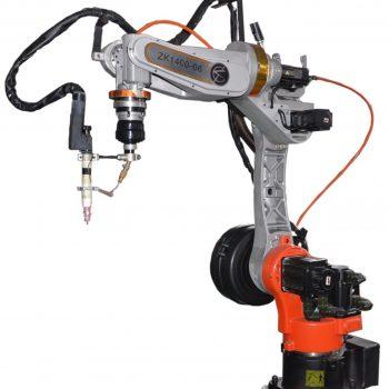 Tig welding robot