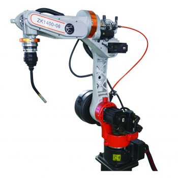 automated arc welding robot China