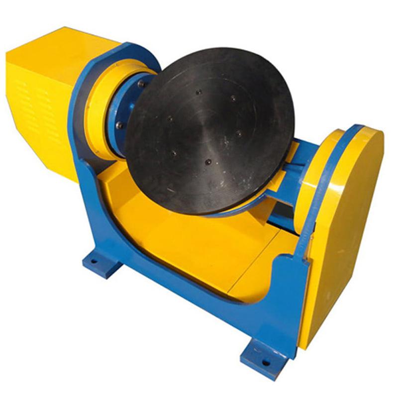 2 axis welding positioner